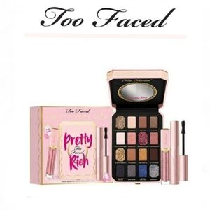 HP🏆 Too Faced Pretty Sexy Rich Kit